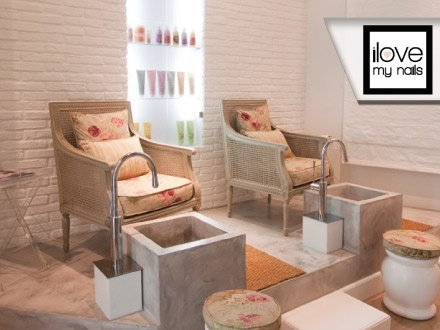 78 Best Ideas About Nail Salons On Pinterest | Nail Salon Design