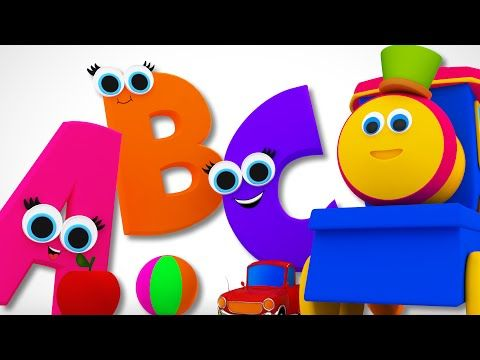 ABC Song and MORE Songs for Kids by ELF Learning - ELF Kids Videos - YouTube