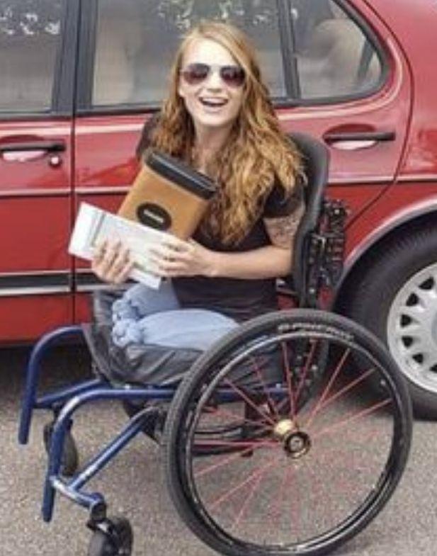 Rollstuhl amputiert Ottobock worldwide