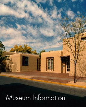 Georgia O'Keefe Museum in Santa Fe..... if you get a chance.. GO... truly inspirational!!!!
