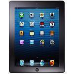 Apple iPad 4th Generation 64GB Wi-Fi  Cellular (AT&T) 9.7in - Black