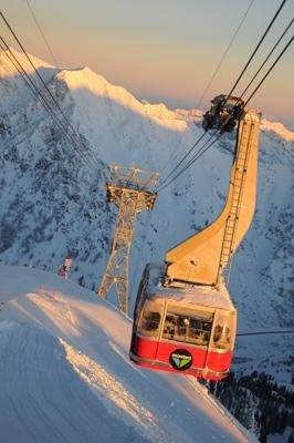 Snowbird Ski Resort - Voted one of the top ten Ski Resorts in America