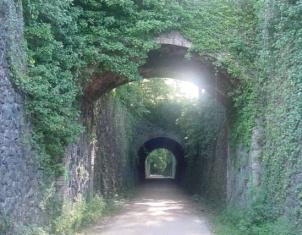 Via verda Girona - Sant Feliu de Guíxols