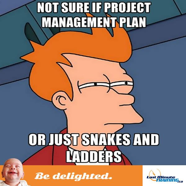 Funny Workplace Meme : Meme fry futurama funny project management office