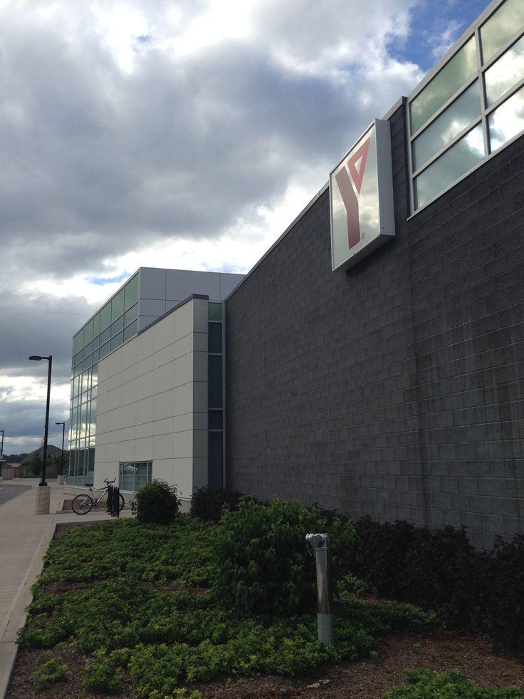 YMCA Niagara West   Architect: Garwood Jones   Product: Equitone Fibre Cement   #brilliantbuildings