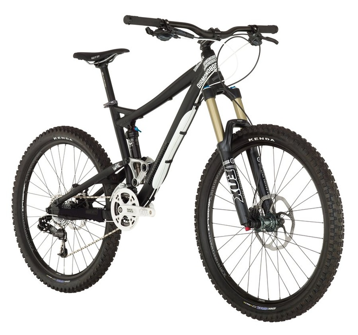 Diamondback Mission Bike 2013  $2,299.99 - Comes with SRAM X7/X9 rear and Deore Dual Pull front    2013 Diamondback Mission was designed to be a rugged mountain bike ready to take the abuse of aggressive trail riding. Mission features a 6061- T6 Weapons Grade Aluminum frame with hydroformed top tube, butted and formed downtube and seatstays, seatstay- bridge, and tapered headtube. 30% Off Sale - #mountainbike #bikesale #diamondbacksale #missionbike #ad