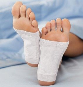 Foot Detox Patches Consist of Natural Ingredients