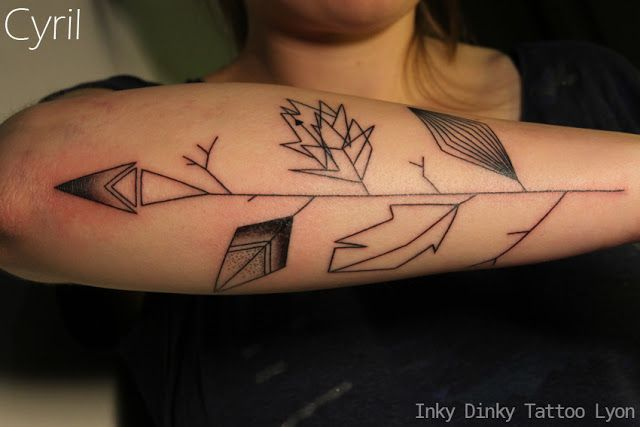 Tatoueur Lyon - Inky Dinky: Archives