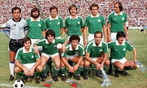 Panathinaikos 1980