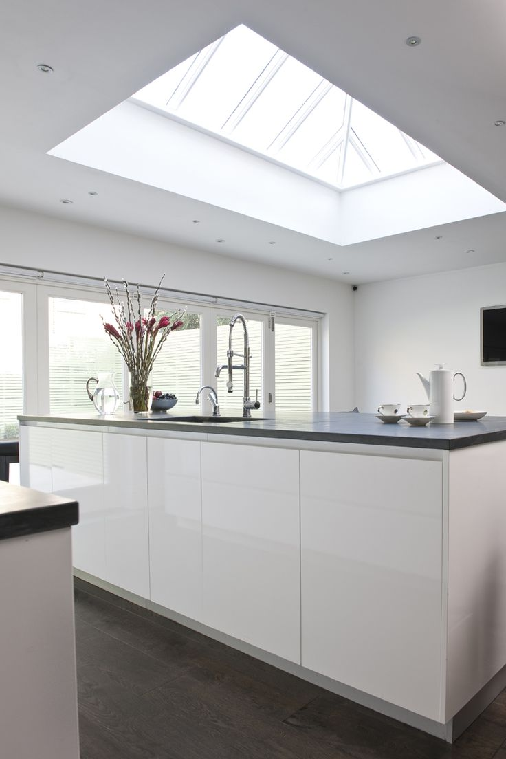 45 best Roof lights images on Pinterest | Kitchens, Homes and ...