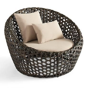 Mason Cocoon Chairs Set of Two  Outdoor Spaces