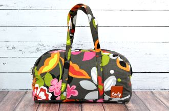 Cody Range Bags | Mini Ladies Range Bag | Floral Gun Bag