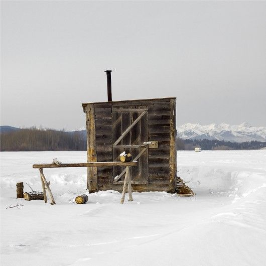 67 best ice fising houses n fun ice fishing pics images on for Ice fishing hut