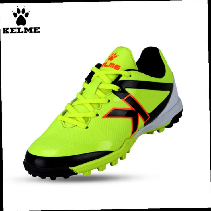 47.83$  Buy now - http://alih5k.worldwells.pw/go.php?t=32734221314 - KELME 2016 Hot Sale Children Outdoor Sport Soccer Shoes Synthetic Leather Antiskid Football Boots Rubber Sole K15S936