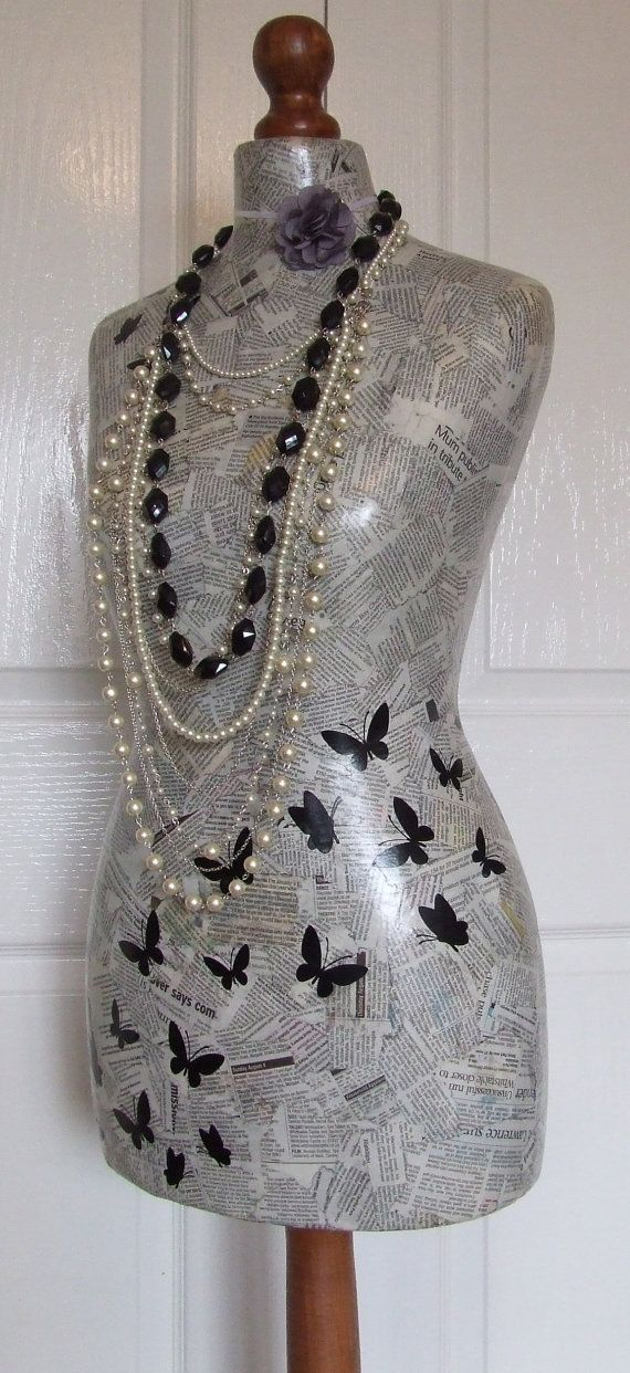 Fein Draht Mannequin Kleid Form Dekorieren Galerie - Elektrische ...
