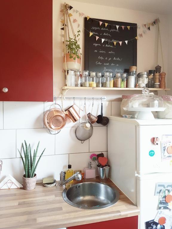 545 besten Küchen-Inspiration Bilder auf Pinterest Speisekammer - kche wandfarben