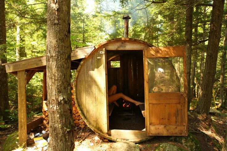 Vat Sauna