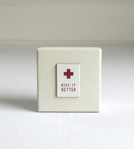 Father Rabbit first aid kit