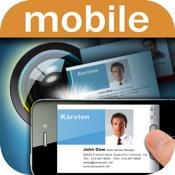 Visittkort-scanner til #iPhone: WorldCard Mobile