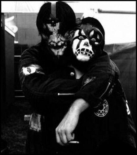 Jim Root Slipknot | James Root and Sid Wilson - slipknot_faan - Fotolog