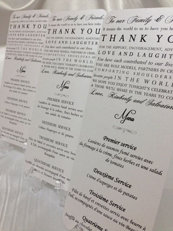 Personalized Wedding or Special Event PROGRAM FANS on Etsy, $095 - Event Program