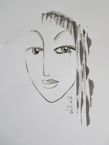 """Tears in heaven"" #Creative #Art in #sketching @Touchtalent"