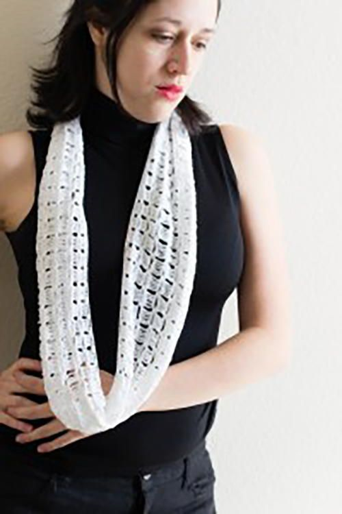 Best 25+ Crochet infinity scarves ideas on Pinterest