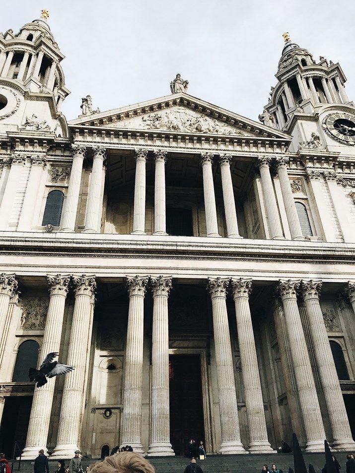 Här kommer ännu mer osedda bilder från London. När jag och Axel var där så tog vi en heldag till att gå på sightseeing och ett av stoppen var st Paul's Cathedr