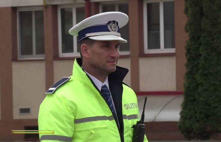 "Rally pilot Bogdan Marishca ""tested"" the police job #policetest"