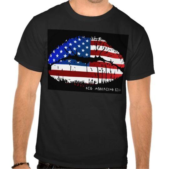 Kiss America Tshirt