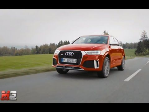 #AUDI Q3 VS RS Q3 2015 - FIRST TEST DRIVE ONLY SOUND