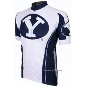 BYU Brigham Young University Cougars Cycling Jersey TJ-053-4161 New Style f373a4db2