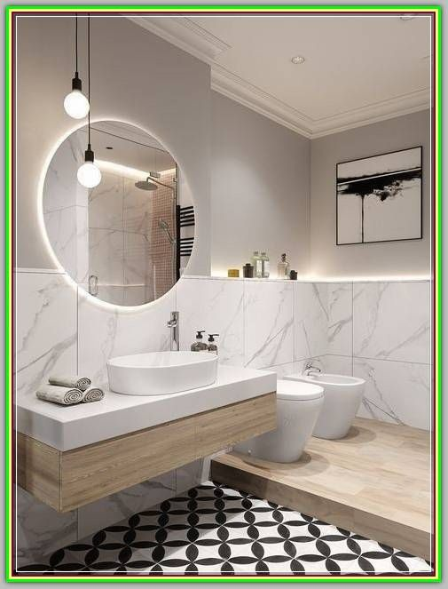 Dress Your Bathroom To Impress With These Modern Decor Tips