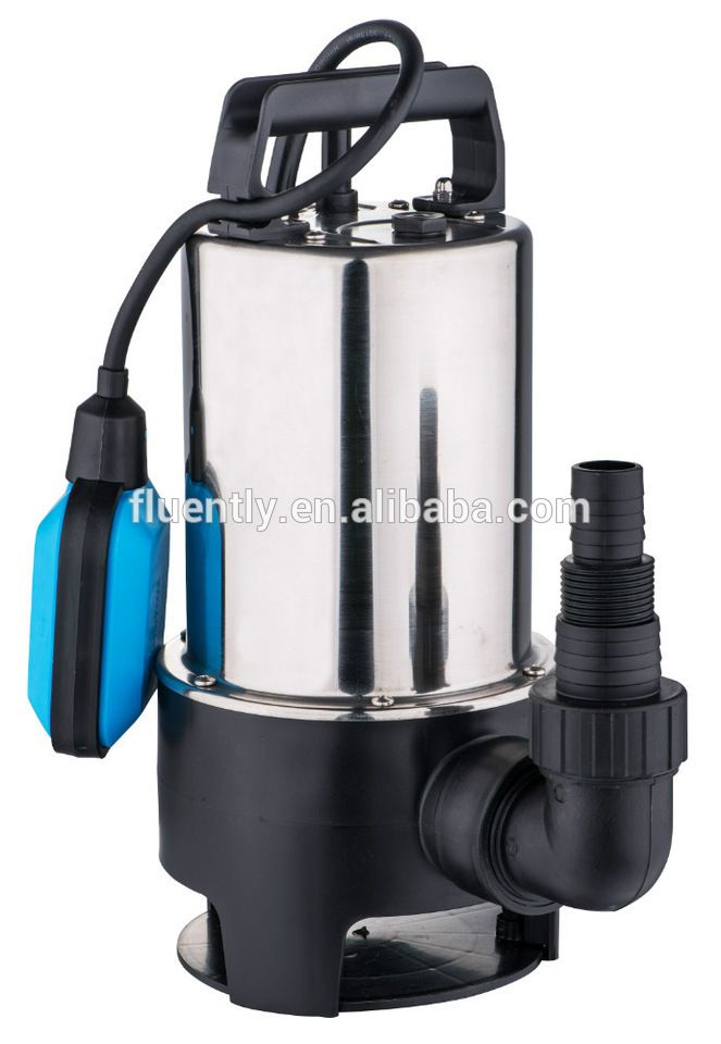 Dirty Water Electric Centrifugal Submersible Pump