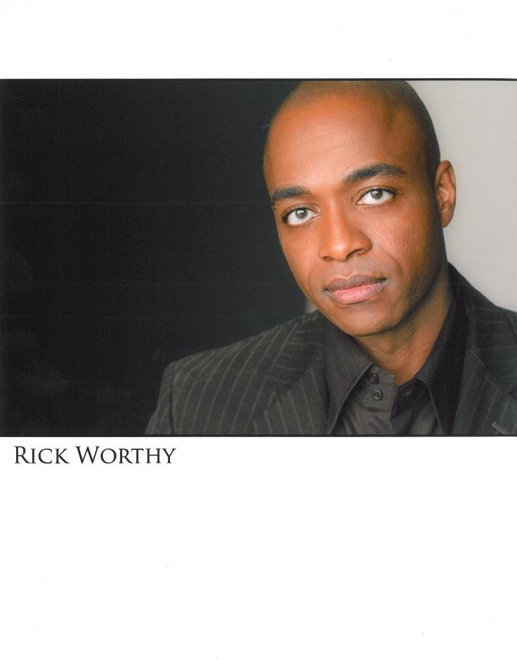 Rick Worthy (Battlestar Galactica; Star Trek: Insurrection; Supernatural)