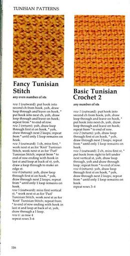 Crochet Stitch Glossary With Pictures : Vogue Dictionary of Crochet Stitches (incluye tunesino) - Natty Coello ...