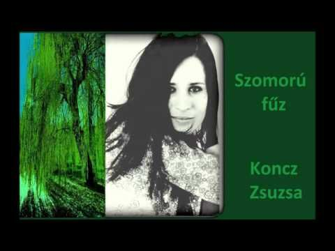 Koncz Zsuzsa - Szomorú fűz - YouTube
