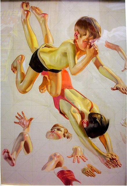 Studies by J.C. Leyendecker