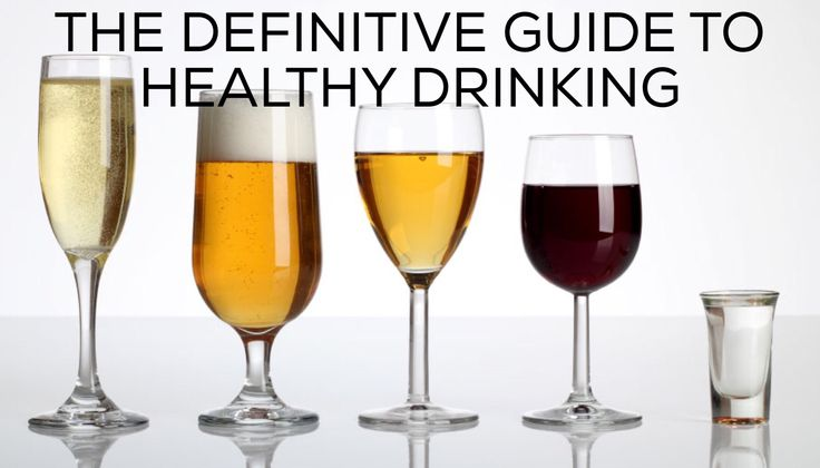 What should you drink? What should you avoid? Check out the definitive guide to drinking!