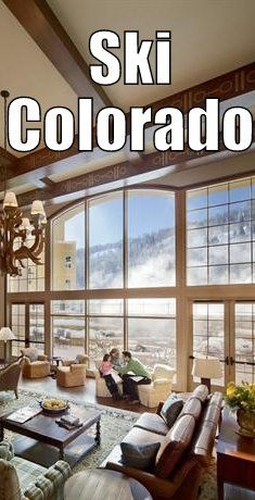 Ski Resorts in Colorado.  Resorts, Hotels and Ski lodges for winter fall spring or summer.  For family ski vacation with kids or romantic getaways and lodges.   http://www.luxury-resort-bliss.com/colorado-luxury-resorts.html - Ritz-Carlton Club & Residences, Vail - top ski towns   Ski  Colorado