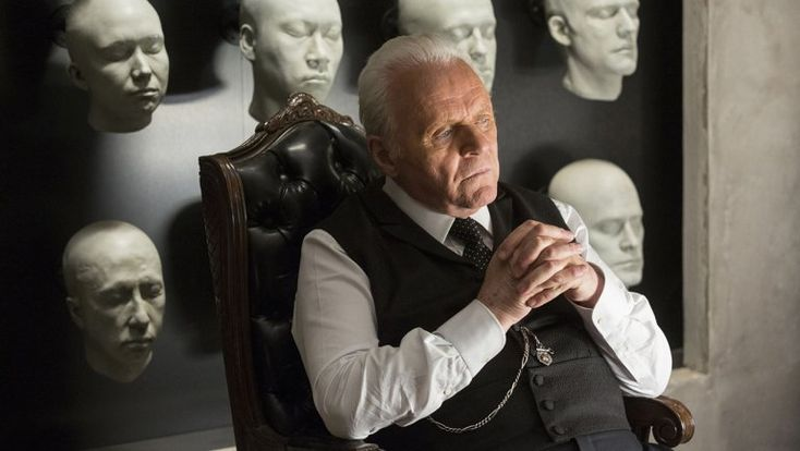 Robert Ford (Anthony Hopkins) gets the credit, but he's not the only scientist responsible for bringing Westworld online.