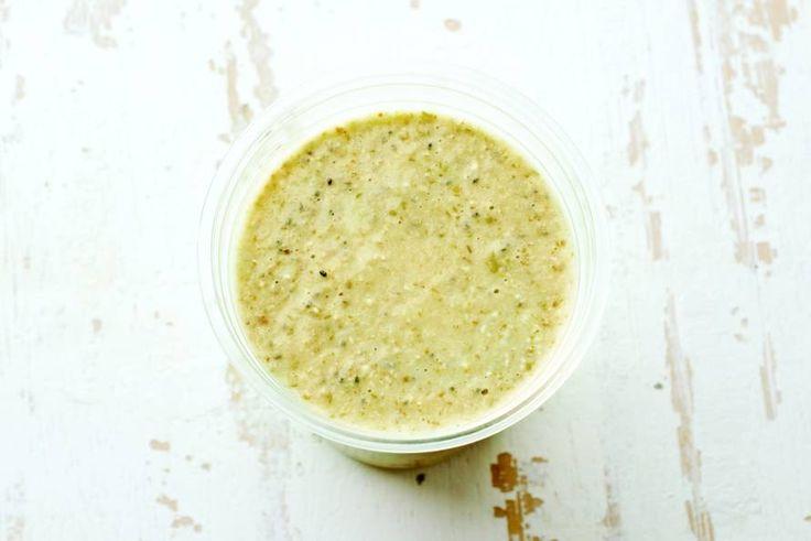 Na deze goedgevulde smoothie hoef je de rest van de ochtend niets meer te eten - Recept - Allerhande