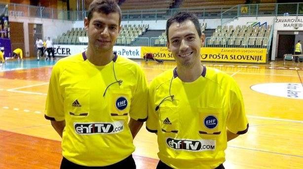 Álvarez Mata y Bustamante López pitarán el partido de cuartos de final
