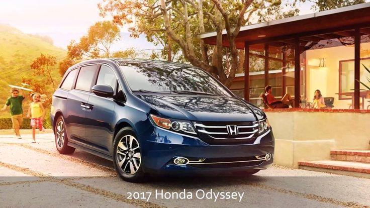 2017 Honda Odyssey at Milton Martin Honda Serving Atlanta Athens and Gainesville GA!