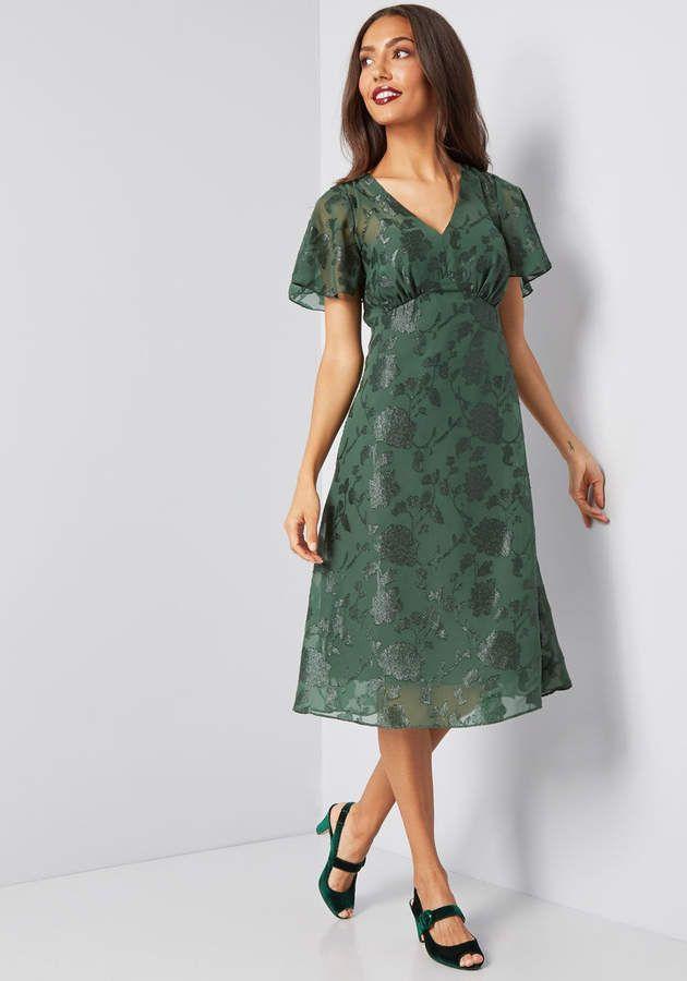 d8f48b7666c ModCloth Kashion America x Anna Sui Vision of Bliss Floral Dress  America  Anna ModCloth