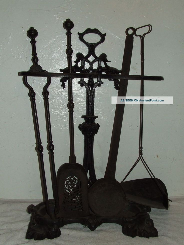 1000 ideas about fireplace tools on