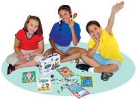 Chipper Chat game, at the recommendation of @Peggy Gray. It looks like there are a few variations.: Slp Blog, Speech Language, Chipper Chat, Language Blog, Speech Materials, Magnets Chips, Magnets Wands, Slp Stuff, Chat Games
