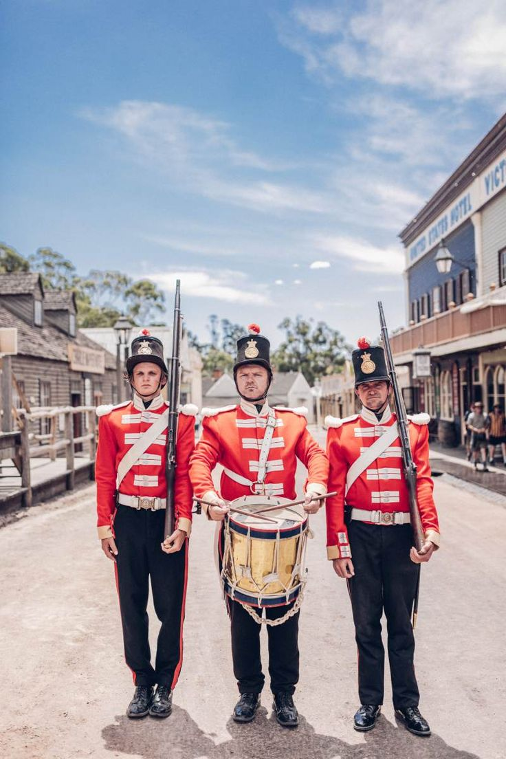 Via 'Hello Ballarat' blog-  SO, we don't want to brag or anything, but we're going to anyway. Sovereign Hill won a national tourism award this week, andwe're just going to bask in that fact for a while.