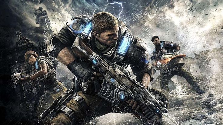 Gears of War 4 System Requirements PC (2016)
