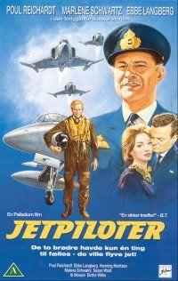 Jetpiloter (1961) to brødre bliver optaget som jetpiloter.
